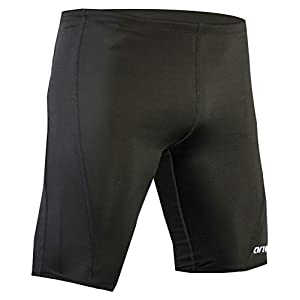 Onvous Men's Durable Training Jammer | Practice Swimsuit with Full Inside Liner | Comfortable & Reliable | Sizes 28-38