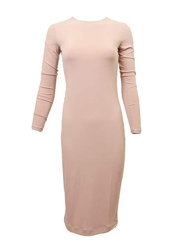 - Kiki Riki Layering Dress Lycra Long Sleeve Nude L