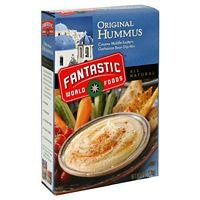 Hummus Dip Mix , # (pack of 10 ) by Fantastic World Foods