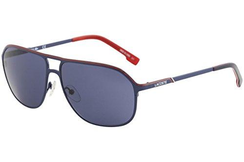 Sunglasses LACOSTE L 139 SB 414 SATIN BLUE