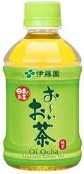 伊藤園 お~いお茶 緑茶 280mlペットボトル×24本入×(2ケース)