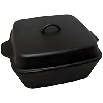 Amazon Com King Kooker Cior12s Seasoned Cast Iron