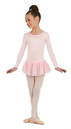 Capezio Dress - Capezio Tutu Dress (Black, Intermediate)