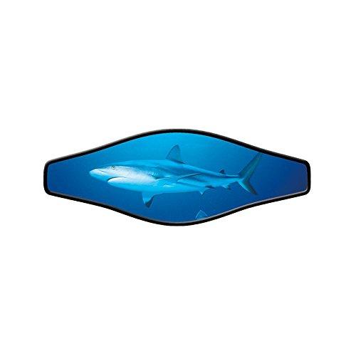 Innovative Scuba Concepts Scuba Diving Mask Strap Wrapper Live Shark