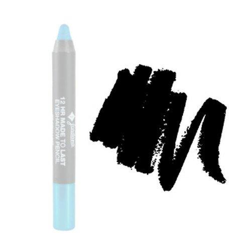 (3 Pack) JORDANA 12 Hr Made To Last Eyeshadow Pencil - Stay-On Black