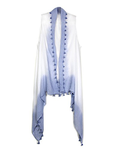 Womens Summer Beachwear Draping Tassel