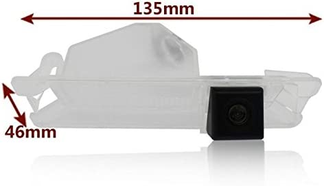for Nissan Micra//March Car Rear View Camera Back Up Reverse Parking Camera//Plug Directly