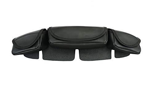 (DS5809 Three-Pocket Windsheild Bag Motorcycle)