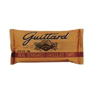 Guittard Real Semisweet Chocolate Chips - Guittard Semi Sweet