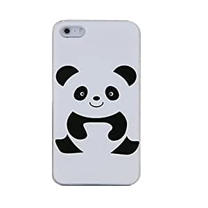 Buy Cute Panda Plastic Back Case for iPhone 4/4S