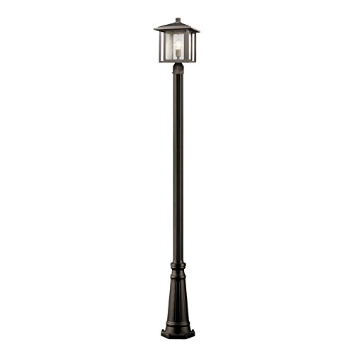 Z-Lite 554PHB-519P-ORB 1 Light Outdoor 1 by Z-Lite