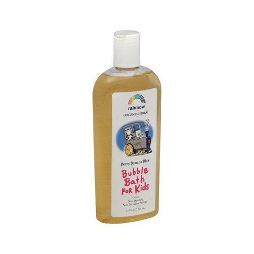 Banana Blast (Rainbow Research Organic Herbal Bubble Bath For Kids, Berry Banana Blast - 12 by Rainbow Research)