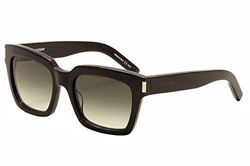 Saint Laurent Women's Bold 1 Black/Grey Gradient - 1 Sunglasses Bold Laurent Saint