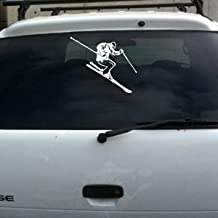 Extreme Skiing Vinyl Decal Sticker Lg