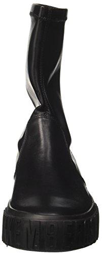 Femme 999 black Bottines Iconic 008 Noir Bikkembergs Bvqnf74xC