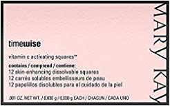 Mary Kay TimeWise Anti-Aging Vitamin C Activating Squares .001 oz. each, 12-Pack