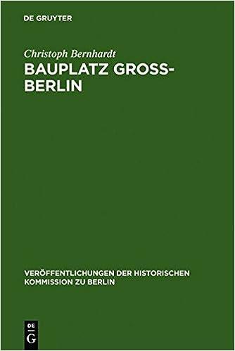 Gross Berlin amazon com bauplatz gross berlin wohnungsmarkte terraingewerbe