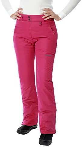 SkiGear by Arctix Women's Waterproof Insulated Ski Pants   Classic Style Snow Pants with ThermaTech Insulation