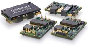 ADO300-48S05-6LI Module DC-DC 48VIN 1-Out 5V 60A 300W 15-Pin 1//8-Brick