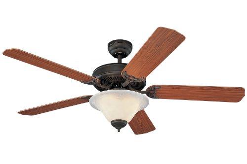 Monte Carlo 5HS52RBD-L, Homeowner Deluxe Ceiling Fan, 52