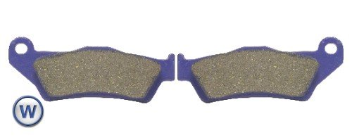 Yamaha YP 125 Majesty (Disc Front & Drum Rear) (Europe) 1998-2000 Brake Disc Pads Kyoto - Front Right (Pair):
