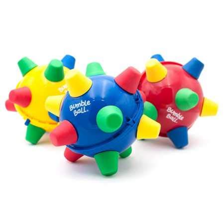 Otis and Claude Bumble Ball (3 Pack) (Ball Battery Operated Bouncy)