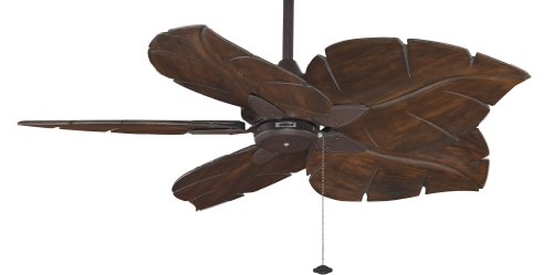 Fanimation Windpointe: Rust (Motor Only) 220V Ceiling Fan | MA7500RS-220 ()