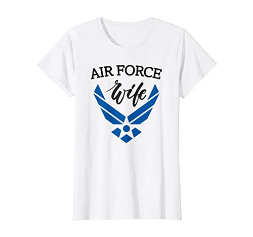 (Womens United States Airforce USAF Wife)