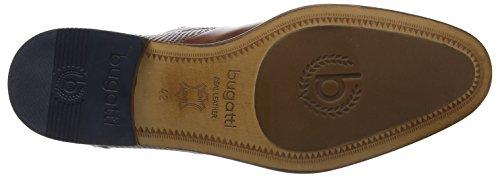 bugatti 311128011100, Scarpe Stringate Uomo Braun (Cognac 6300)