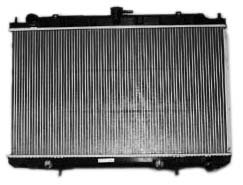 TYC 2329 Nissan Maxima 1-Row Plastic Aluminum Replacement Radiator