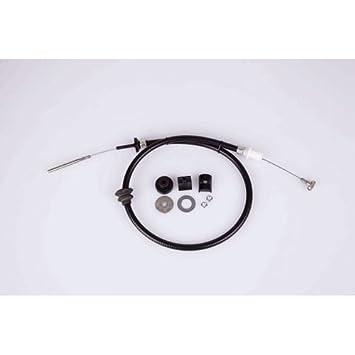 HELLA PAGID 8AK 355 702-121 Cable de accionamiento, accionamiento del embrague, Longitud 1 [mm]: 1065, Longitud 2 [mm]: 802: Amazon.es: Coche y moto