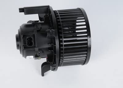 ACDelco 15-81701 GM Original Equipment Heating and Air Conditioning Blower Motor with Wheel