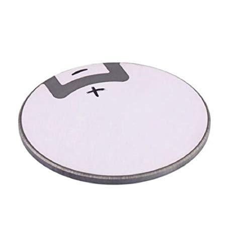 Piezoelectric Cleaning Transducer Ultrasonic Ceramic Plate 40khz 35W Low Heat CA