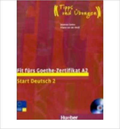 Fit Furs Goethe Zertifikat A2 Book Cd Mixed Media Product
