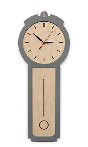 Modern Colonial Kitchen Wall Clock by Uncommon Handmade™ ...