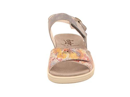 Semler Vrouwen Dunja Strappy Sandals Hemel