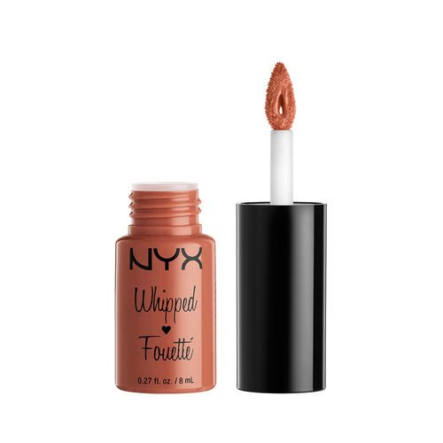 NYX Cosmetics Professional Makeup Whipped Lip & Cheek Souffle, Cocoa Bean, 0.27 Fluid Ounce