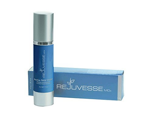 Rejuvesse Bioactive Facial Emulsion, 1 Fluid Ounce - Import It All