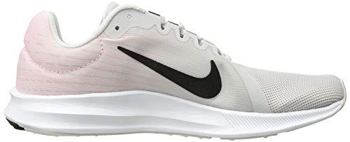 black 8 Foam Vast pink Donna Nike Downshifter Grey Scarpe Running Z0v0pwHx