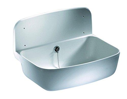 Sanit Sink, White
