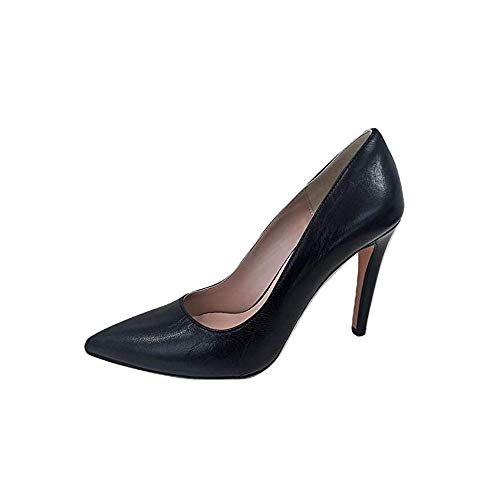 Cristina Lucchi Women's Court By Black Shoes Ovyè Fgq5Z