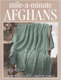 Mile-a-minute afghans (Crochet treasury): Anne Van Wagner