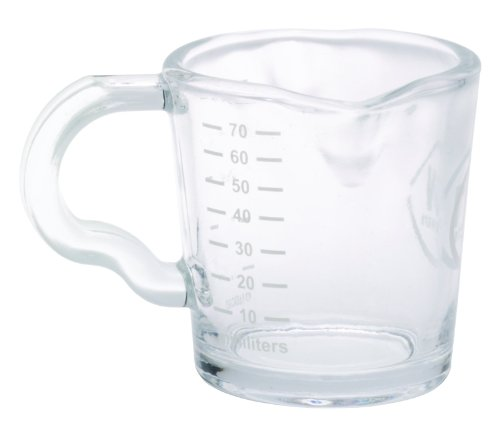 Rattleware 3-Ounce RW Logo Shot Pitcher, - Pitcher Shot
