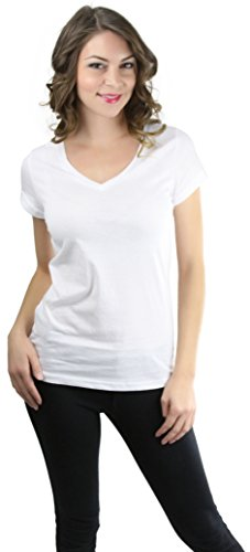 ToBeInStyle Womens Fitted Sleeve T Shirt product image