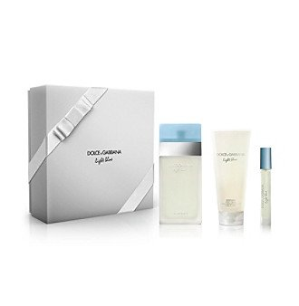 aff664b93fb Dolce   Gabbana light blue 200 ml EDT 200 ML BL + 7.5 ml EDT  Amazon.co.uk   Beauty