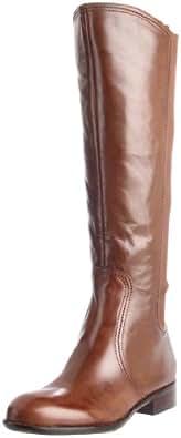 Franco Sarto Women's Road Boot,Chestnut,5 M US