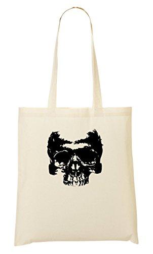 Compra De La Mano Bolsa De Boy Skull Bolso Bxq8w0E7