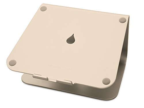 Rain Design mStand Laptop Stand, Gold (Patented)