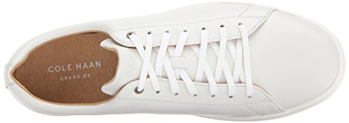 Cole Haan Heren Grand Crosscourt Ii Sneaker Wit Leer