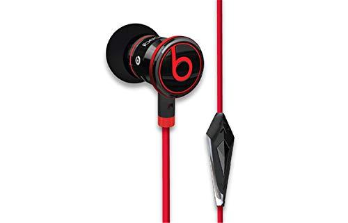 Monster Ibeats In-ear Headphones w/ Control Talk/ – Black(Original Monster packaging/Model:MH-IBTS-IE-BK-CT)
